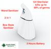 UV Portable Sterilizer Box Sanitizer Light Disinfection Wand