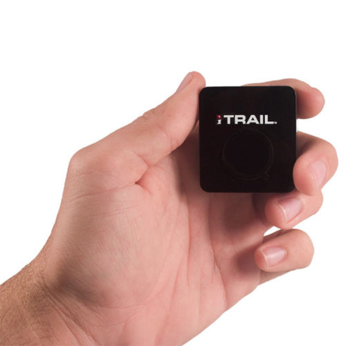 GPS Tracker Logger Records Location Speed Car People Vehicle Children + Case
