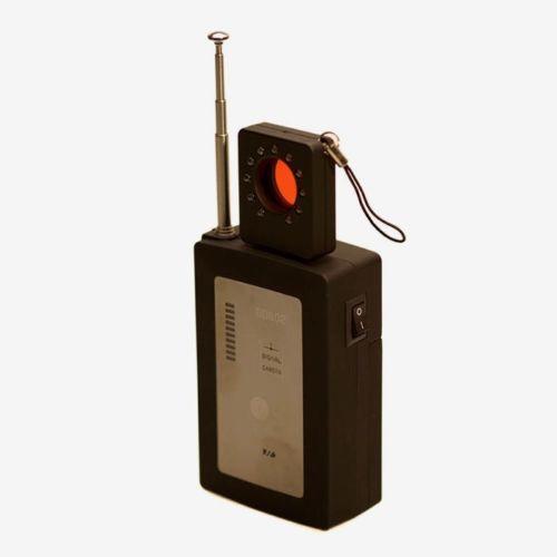 KJB DD802 10Ghz RF Detector Wireless And Wired Hidden Cameras GPS Audio Video