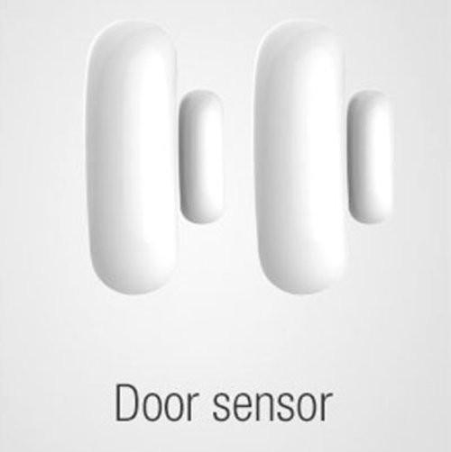 DIY Smart Home Kit IP WIFI Camera RGB Smart Bulb Socket PR Detector Door  Sensor