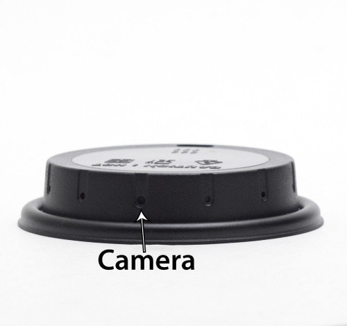 Lawmate WIFI Wireless Coffee Tea Cup Lid Spy Hidden Covert HD 1080P Camera DVR