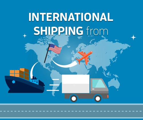 International Shipping | Black Point Security
