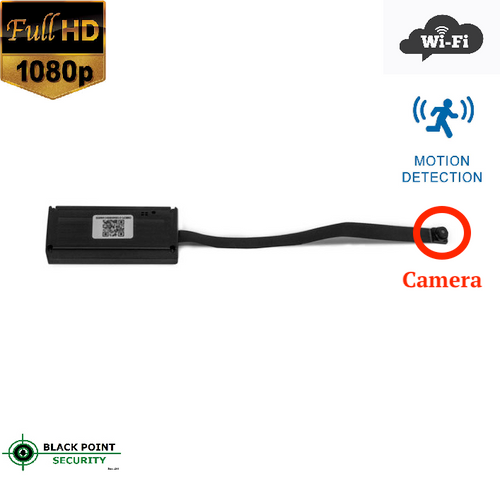 DIY Do-it-Yourself Build Your Own Hidden Camera Kit with WIFI