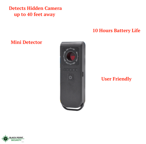 Anti-Spy Hidden Spy Wired Wireless Camera Mini Detector Lens Finder