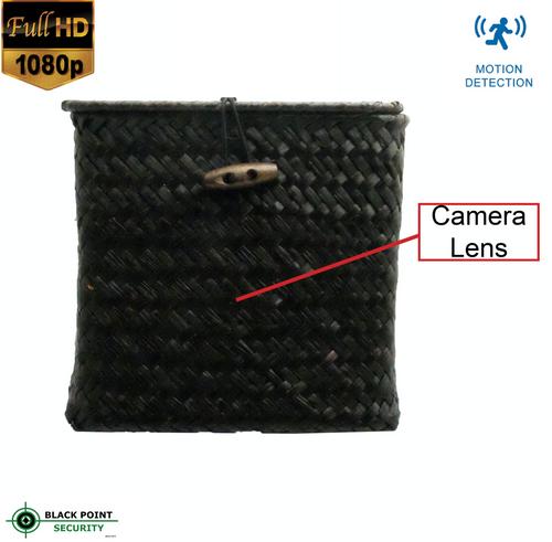 1080P Full HD Hidden Tissue Box Spy Camera DVR DV 30 Hours Battery Audio 16GB