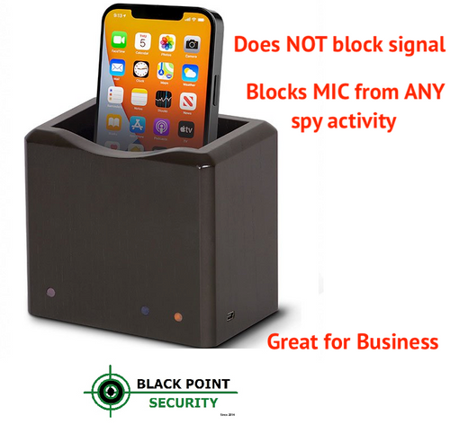 Phone Table Safe Case Microphone blocker iPhone Android