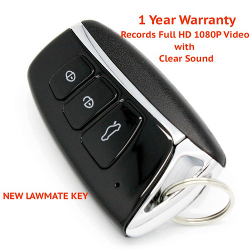 Mini Car Key Fob DVR Motion Detection Camera Hidden Spy Cam