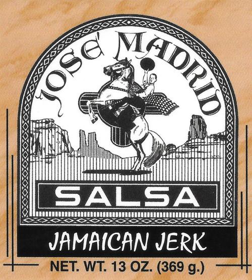 Jamaican Jerk Hot