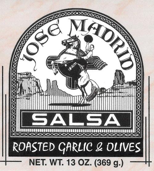 Roasted Garlic & Olives