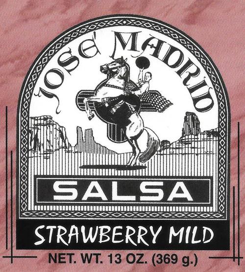 Strawberry Mild