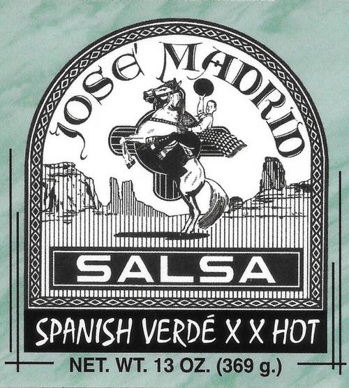 Spanish Verde X X Hot