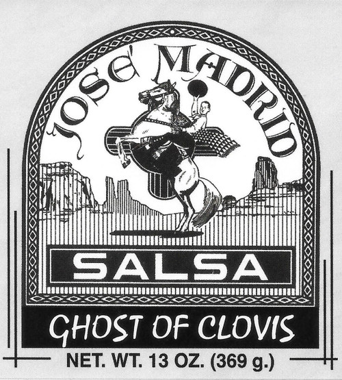 Ghost of Clovis