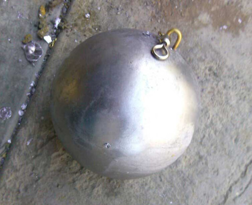 2lb Cannon Ball Fishing Weight