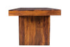 Timbergirl Solid Sheesham Wood Dining Table