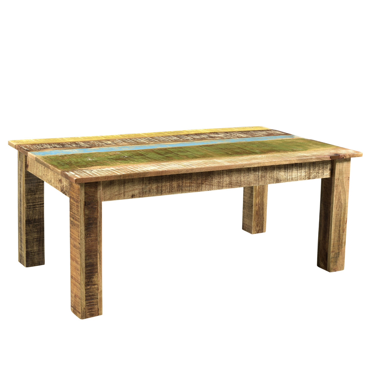 Solid Mango Wood Coffee Table Dallas Texas Timbergirl