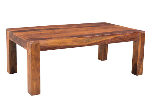 Solid Sheesham Wood Coffee Table