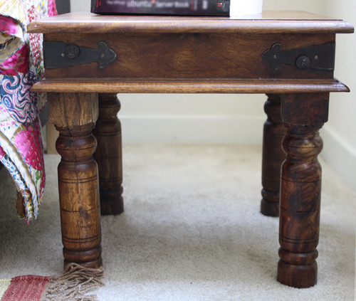 ... Thakat Rustic Side Table ...