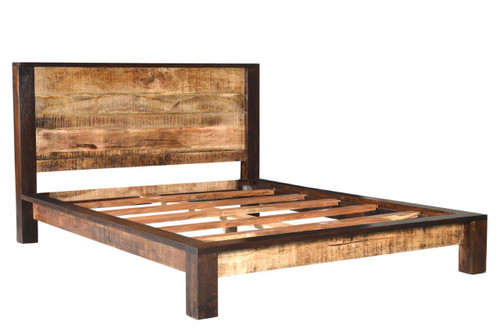Timbergirl Surat Solid Wood Bed