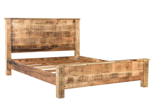 Timbergirl Agra Solid Wood Bed