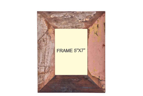 Timbergirl Reclaimed Wood Photo Frame