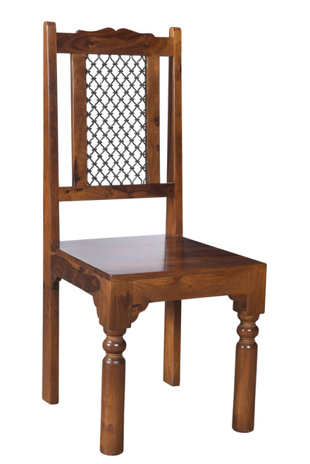 Timbergirl Handcrafted Thakat Chair - Set of 2
