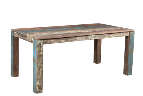 Timbergirl Old Reclaimed Wood  Dining Table
