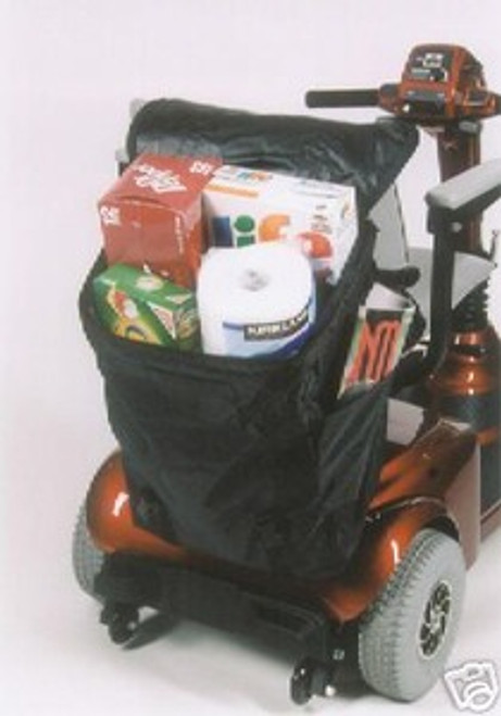 For Scooters and Wheelchairs:  Monster Bag