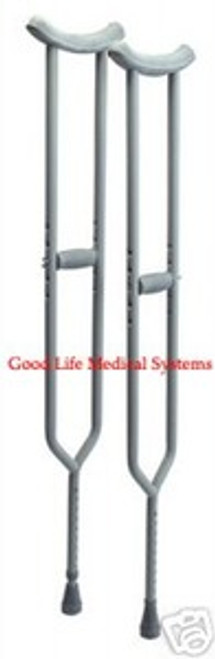 GF 3615A - Tall Bariatric Adult Crutches