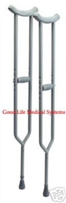 GF 3615A - Tall Bariatric Adult Crutches