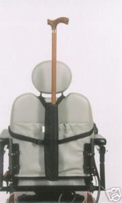 DIS B6-12 Cane Holder for Scooters & Wheelchairs