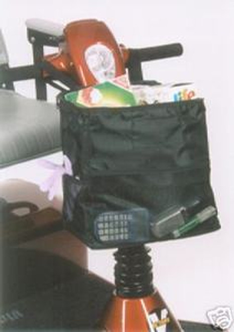 Diestco Tiller Basket for Mobility Scooters