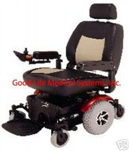 Merits P327 Heavy Duty Power Chair