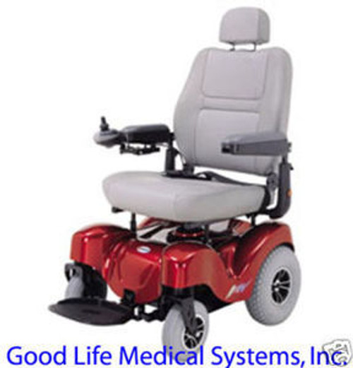 Mertis P710 Electric Power Heavy Duty Wheelchair