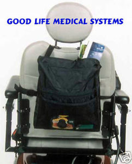 B1112 For Scooter and Wheelchairs:  Mid-Range Size Bags