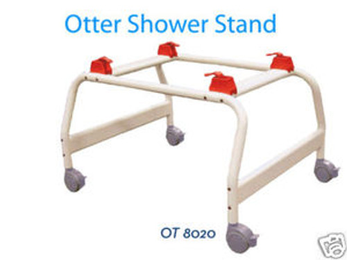 Shower Stand for the Otter Bathing System