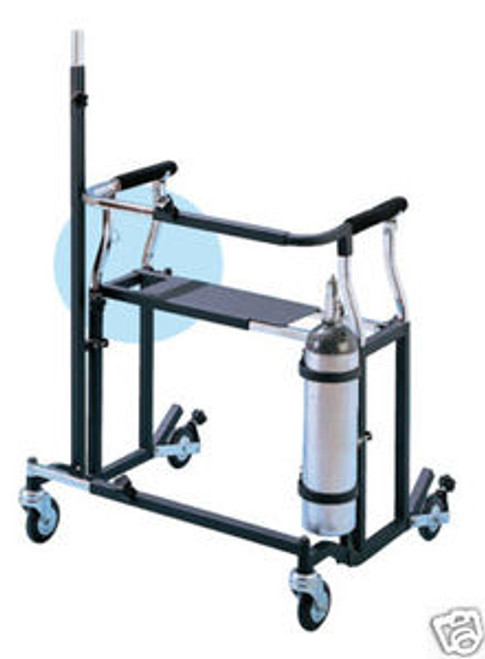 Supplementary Part: Width Adjustable Seat for CE OBESE XL Safety Rollers