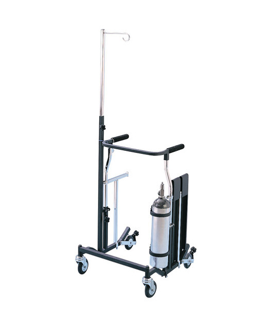 Supplementary Part: Oxygen Tank Holder for All Drive Wenzelite Adult and Pediatric Safety Rollers