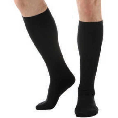 Men's Support Socks, 15 to 20 mmHg, Moderate Compression