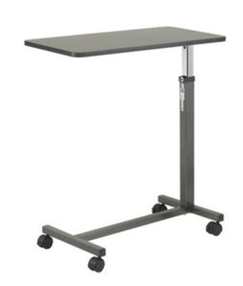 Non-Tilt Overbed Table with Adjustable Height