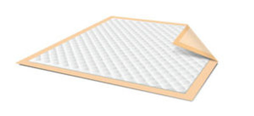 "100 Disposable Underpads, 30"" X 30"",  Heavy Absorbency"