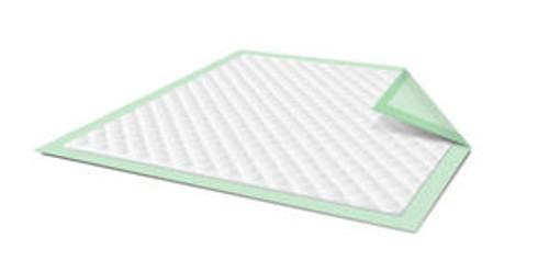 "100 Underpads, Disposable, 30"" X 36"",  Non-Latex, Medium Absorbency"
