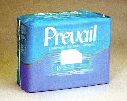 10 Super Absorbent Prevail Disposable Underpads, PV-410, 30 X 36