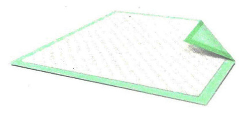 "150 StayDry Regular Disposable Underpads, 23"" X 36"", Medium Absorbency"