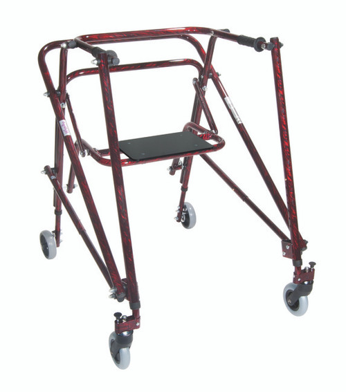 Seat for Drive Medical Adult Nimbo Walker, KA 5200N,  KA5285-2GEB
