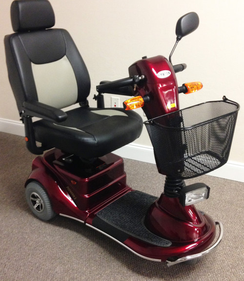 Merits S131 3 wheel electric scooter