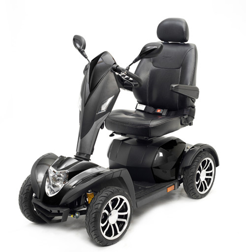 "Cobra GT4 Mobility Scooter, Heavy Duty, with 22"" wide Captain's Seat"