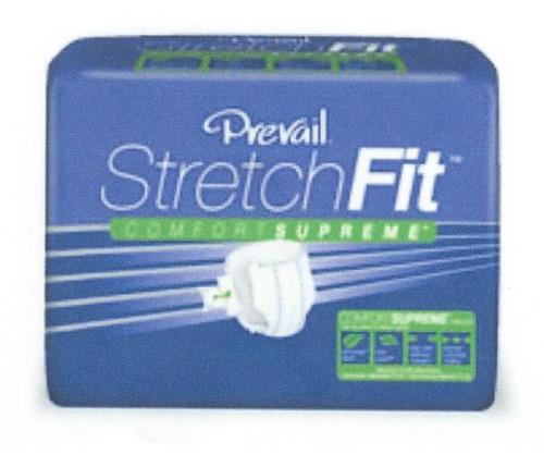 """McKesson Prevail Stretchfit Brief, Size A 32"""" to 54""""  Waist/Hip"""