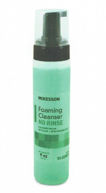 McKesson Foaming Perineal Wash in 9oz. Spray Bottles, Case of 12, 22591812