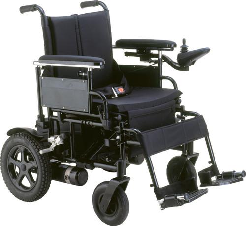 "Drive Cirrus Plus EC Folding Power Chair, 16"" x 16"" Seat Width"