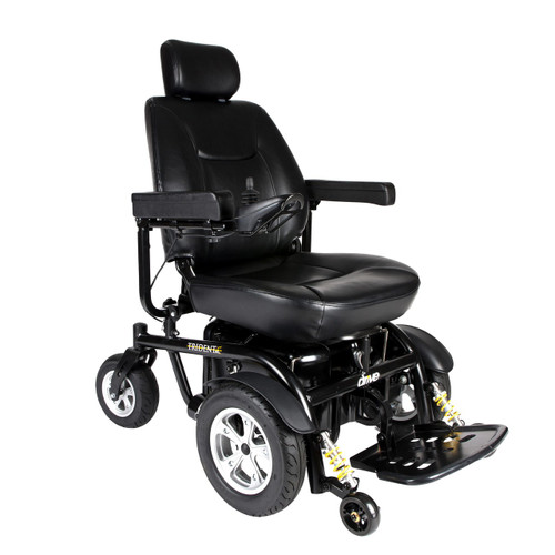 "Drive Trident HD with 22"" wide seat"